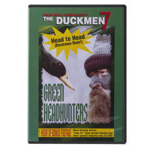 Duckmen 7: Green Head Hunters—A Hunting DVD
