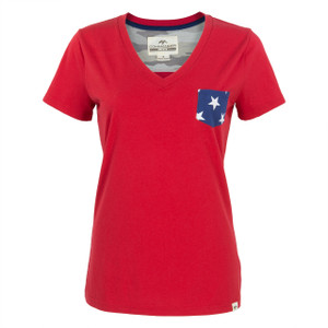 Women's Ruddy Pocket T-Shirt