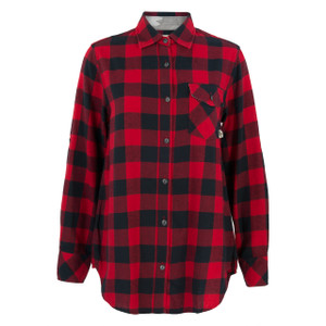 Women's Nock Boyfriend Button-Up