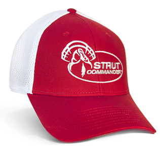 Strut Commander New Era Fitted Hat