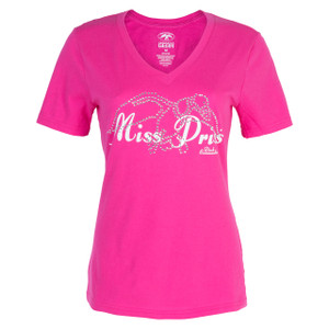 Miss Priss Women's V-Neck T-Shirt
