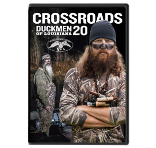 Duckmen 20: Crossroads DVD