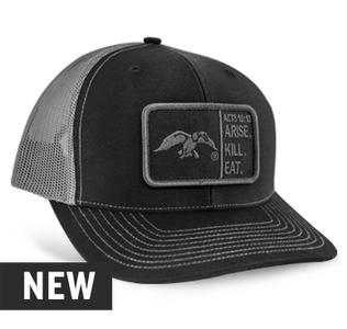 Duck Commander Arise, Kill, Eat Richardson Hat
