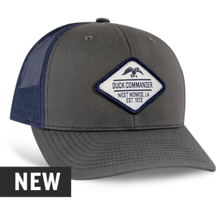 Duck Commander Diamond Patch Richardson Hat