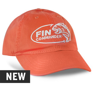Fin Commander Coral Hat