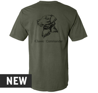 Duck Commander Duck Dog Shirt