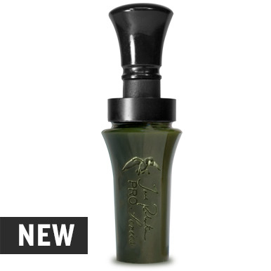 Laser etched OD Green Acrylic barrel, black poly insert, black aluminum anodized band, patented riveted double reed.