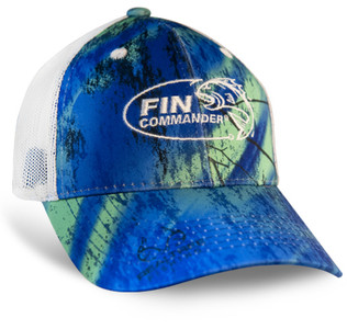 Fin Commander Realtree™ Fishing Splash Hat