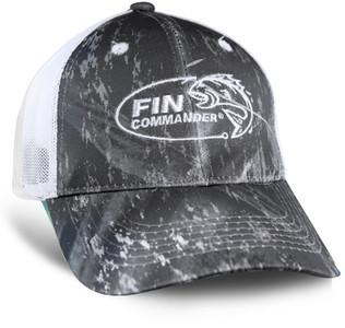 Fin Commander Realtree™ Fishing Grey Hat