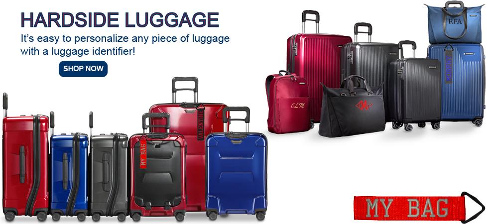 Luggage Identifiers