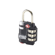 Lewis-n-Clark 3-dial Combination Lock