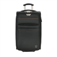 Mar Vista 2.0 22-inch 2-Wheel Carry-On Upright by Ricardo Beverly Hills black