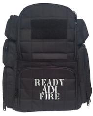 Heavy Duty Tactical Range Backpack