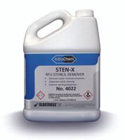 Sten-X Stencil Remover R.F.U ( Ready to use)