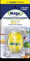 Carbona Mister Magic Refrigerator Odor Absorber Lemon