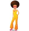 Cartoon Disco Dancer