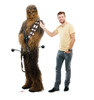 Chewbacca Holding Bow