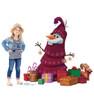 Olaf Knitted Tree (Olafs Frozen Adventure)