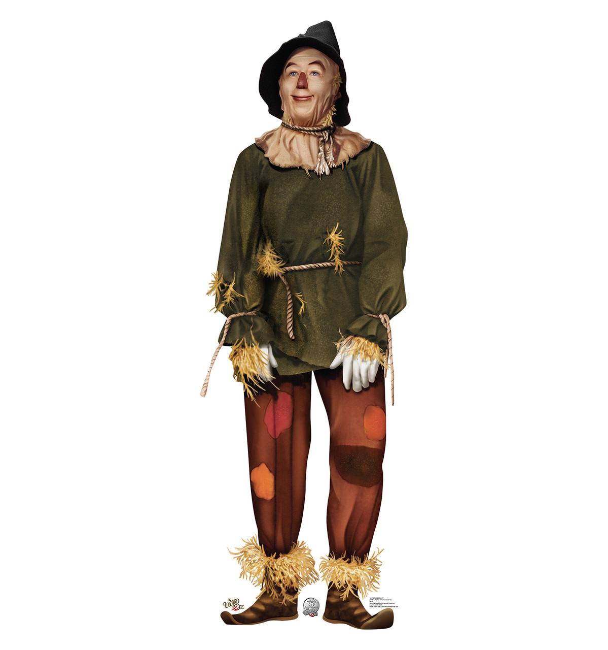 Life-size Scarecrow - Wizard of Oz Cardboard Standup