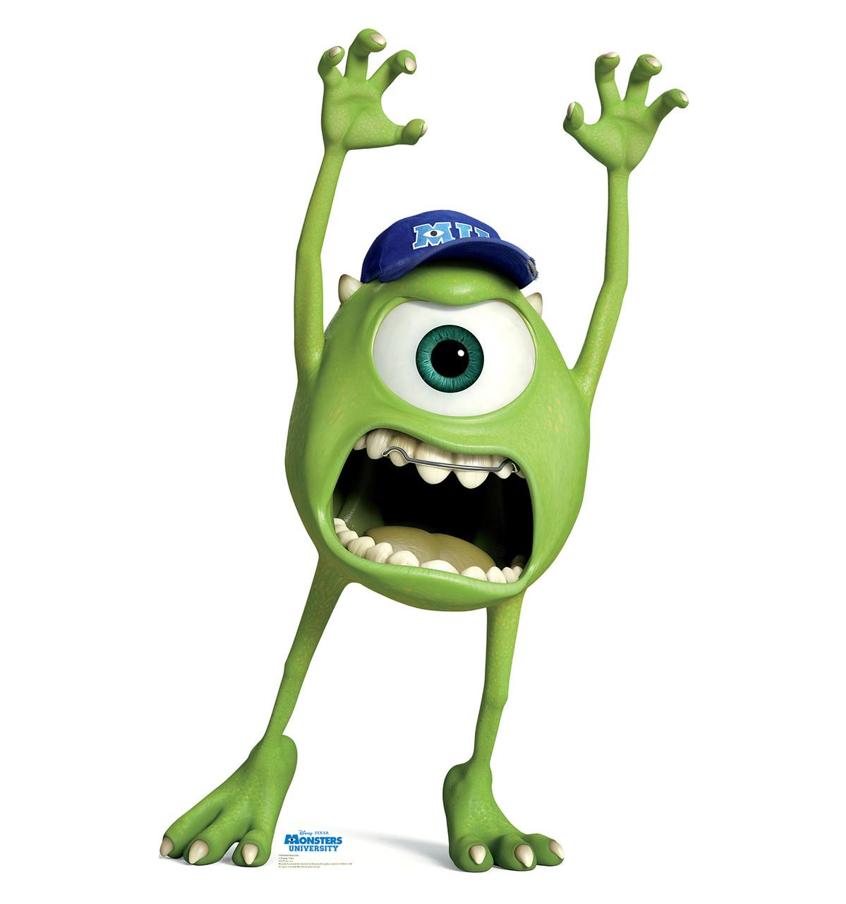 Uncategorized Mike Wazowski life size mike wazowski disney pixars monsters university university