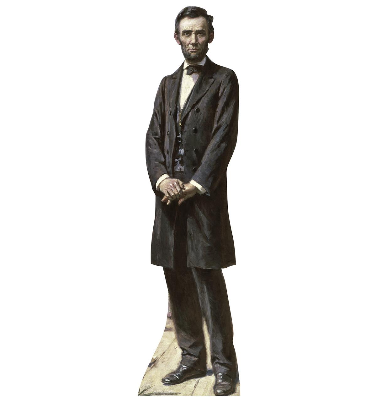 Life Size President Lincoln The Gettysburg Address