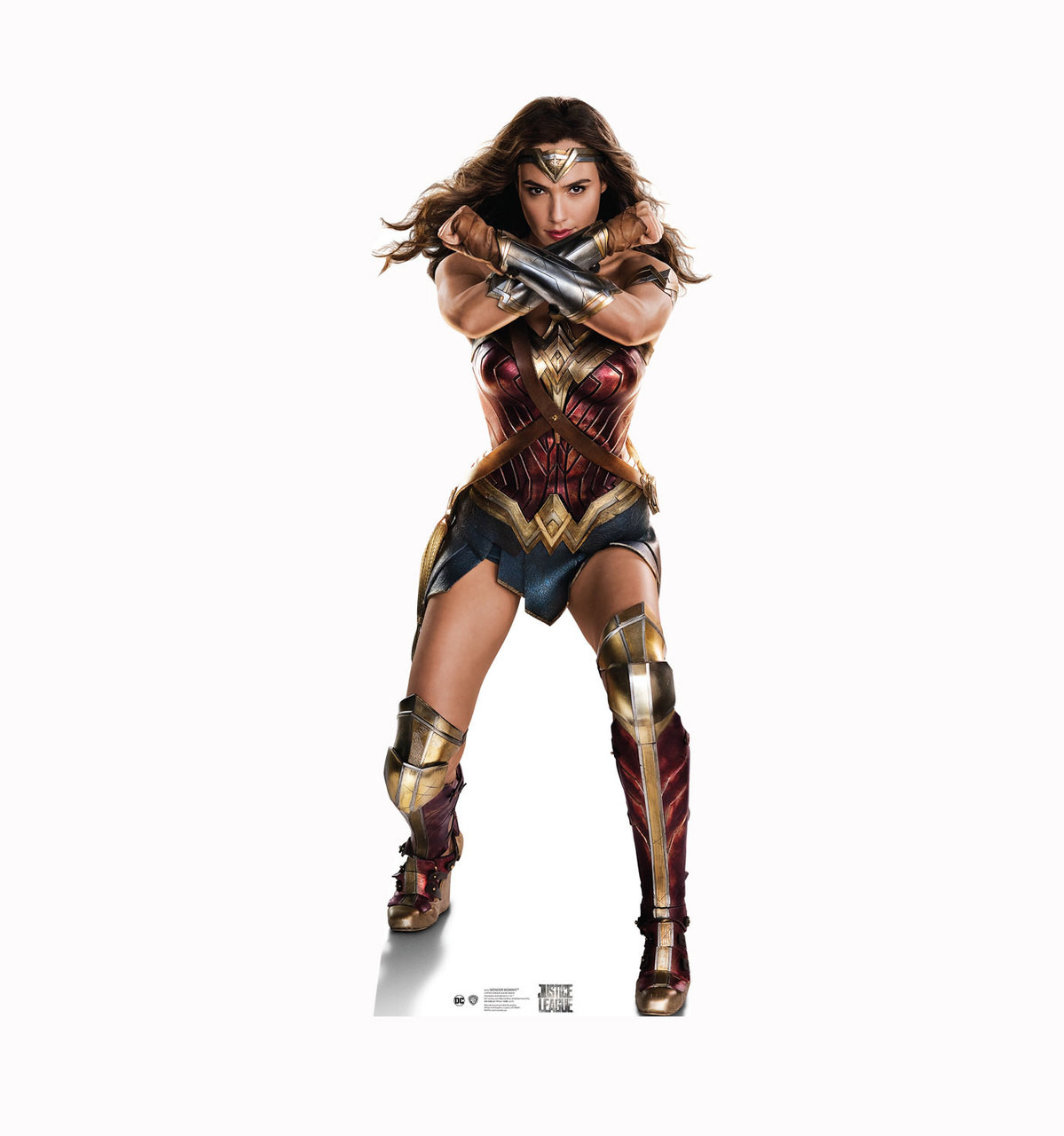 Wonder Woman Justice League Cardboard Cutout-4608
