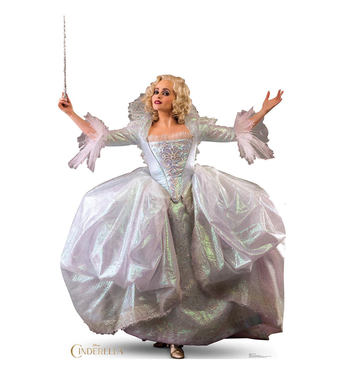 Uncategorized Fairy Godmother Cinderella life size fairy godmother disney movie cinderella cardboard standup cinderella