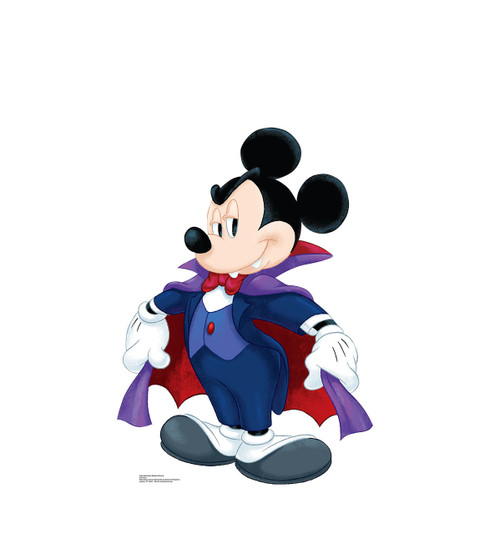 Halloween Mickey Dracula