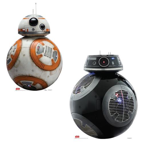 BB-8 & BB-9E