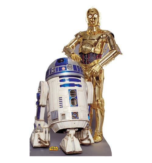 R2-D2™ & C-3P0™