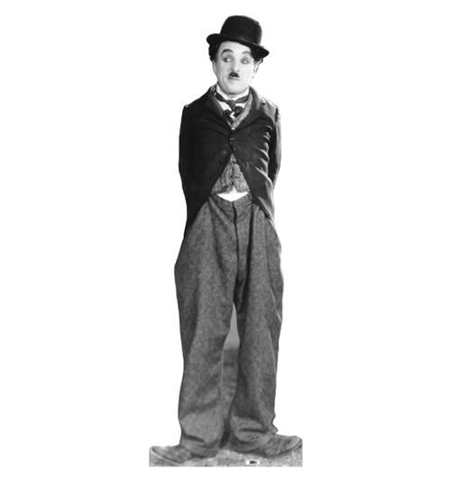 Charlie Chaplin - Tramp 3