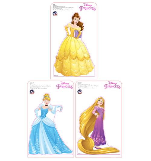 Mini Princesses 3 Pack