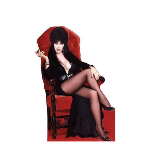 Elvira Red Chair Mini Standup