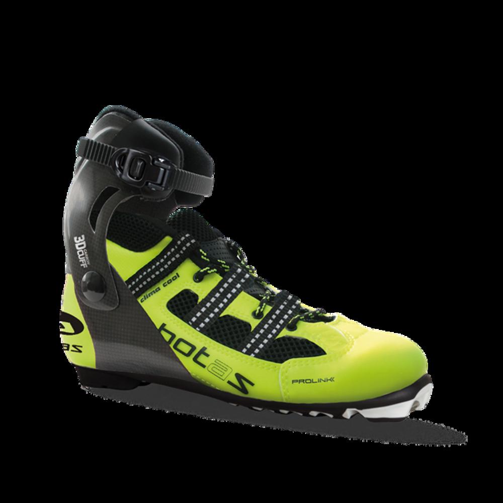 Botas Carbon Skate NNN Prolink Rollerski Boots