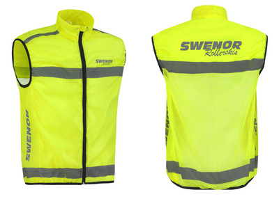 Swenor Roller Ski Safety Vest