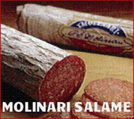 Molinari Salame (add-on item)