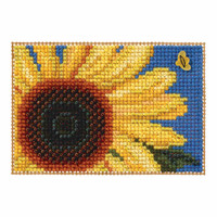 Autumn Gold Bead Cross Stitch Kit Mill Hill 2017 Autumn Harvest MH181726