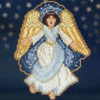 Gloria Bead Christmas Cross Stitch Kit Mill Hill 2013 Nativity Trilogy