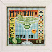 Margarita Cross Stitch Kit Mill Hill 2008 Buttons & Beads Spring