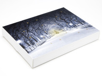Premium Advent Calendar - Park Snow | Meridian Speciality Packaging