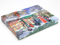 Premium Advent Calendar - Chocolate Shop | Meridian Speciality Packaging