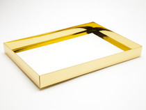 48 Choc Base - Bright Gold [BASE ONLY]   Meridian Speciality Packaging