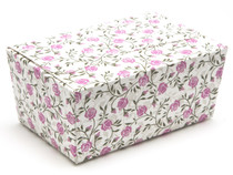 375g Ballotin - Rose Floral | Meridian Speciality Packaging
