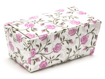 2 Choc Ballotin - Rose Floral | Meridian Speciality Packaging