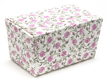 250g Ballotin - Rose Floral | Meridian Speciality Packaging
