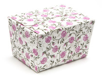 100g Floral Rose Ballotin | Meridian Speciality Packaging