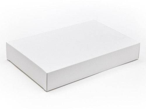 Large Plain Carton - 150x38x227mm | Meridian Speciality Packaging
