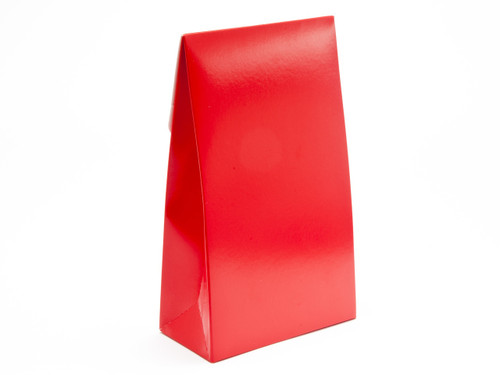 Large Red A-Frame Carton | Meridian Speciality Packaging