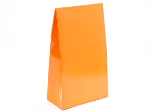 Large Orange A-Frame Carton | Meridian Speciality Packaging