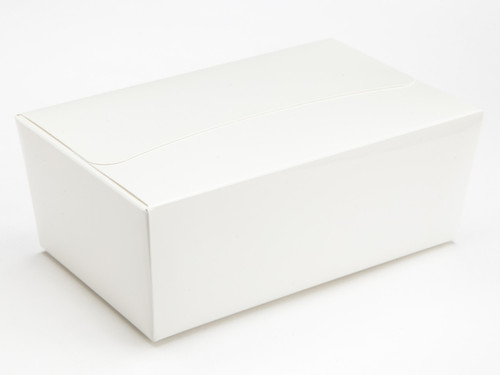 750g Ballotin - White | Meridian Speciality Packaging